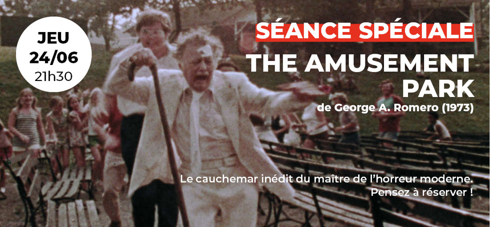 Séance Spéciale: The Amusement Park de George A. Romero