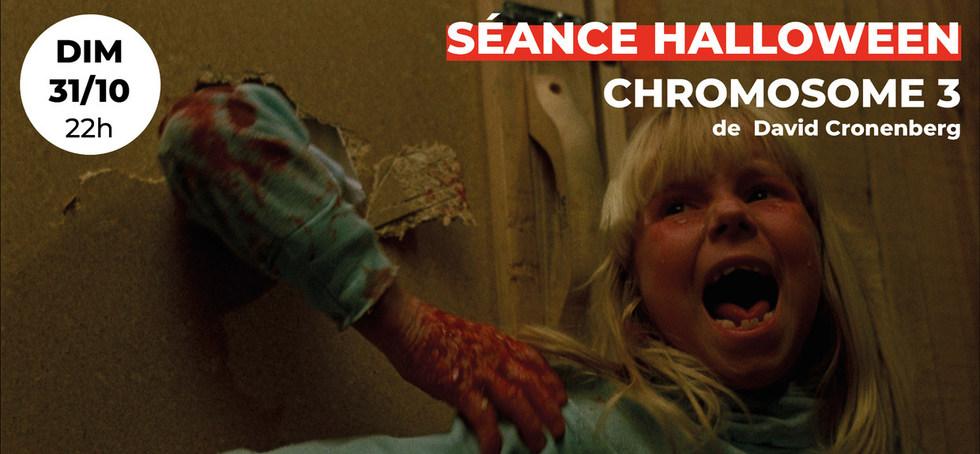 Séance Halloween : Chromosome 3 de David Cronenberg