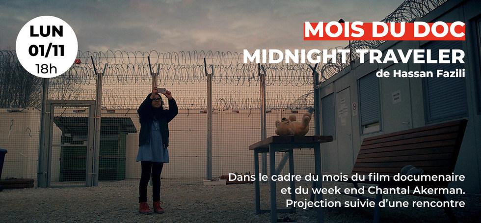 Mois du Doc: Midnight traveler de Hassan Fazili