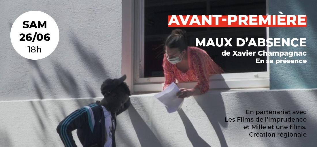 Photo du film Maux d'absence