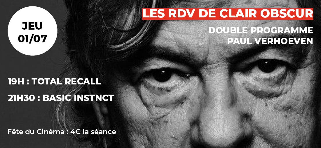 Double programme Paul Verhoeven