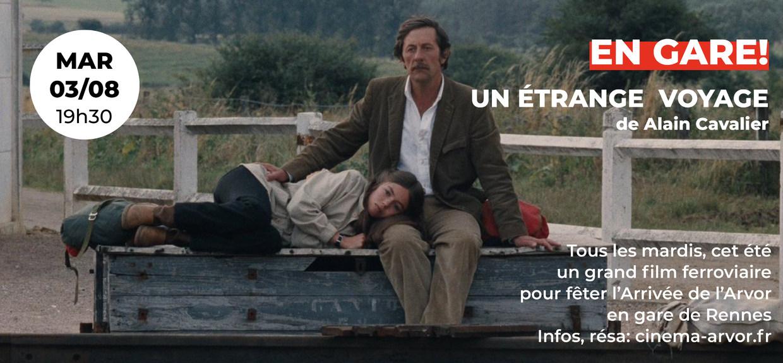 Photo du film Un étrange voyage